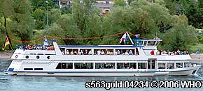 Moselschiff arei-gold